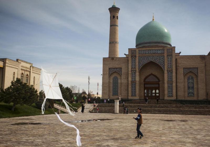 Taskhent - Uzbekistan