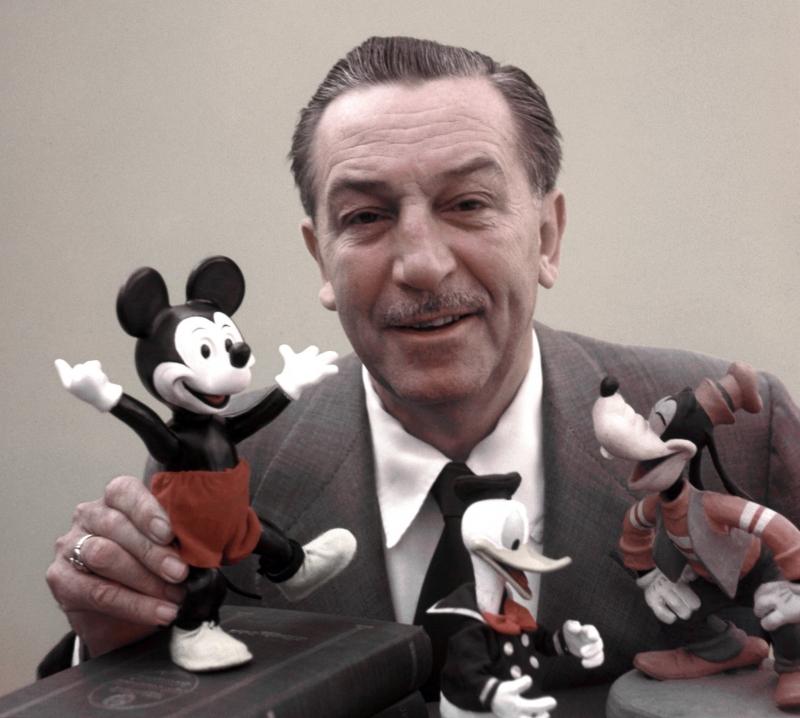 Câu châm ngôn hay của Walt Disney