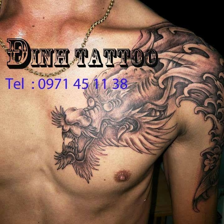Tattoo Đinh