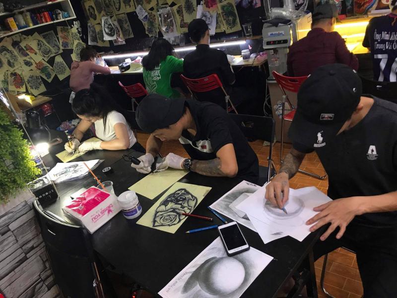 Tattoo Hoang Son