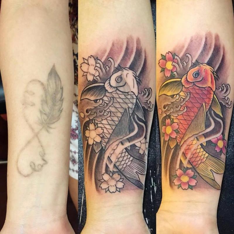 Tattoo Huỳnh Hiếu