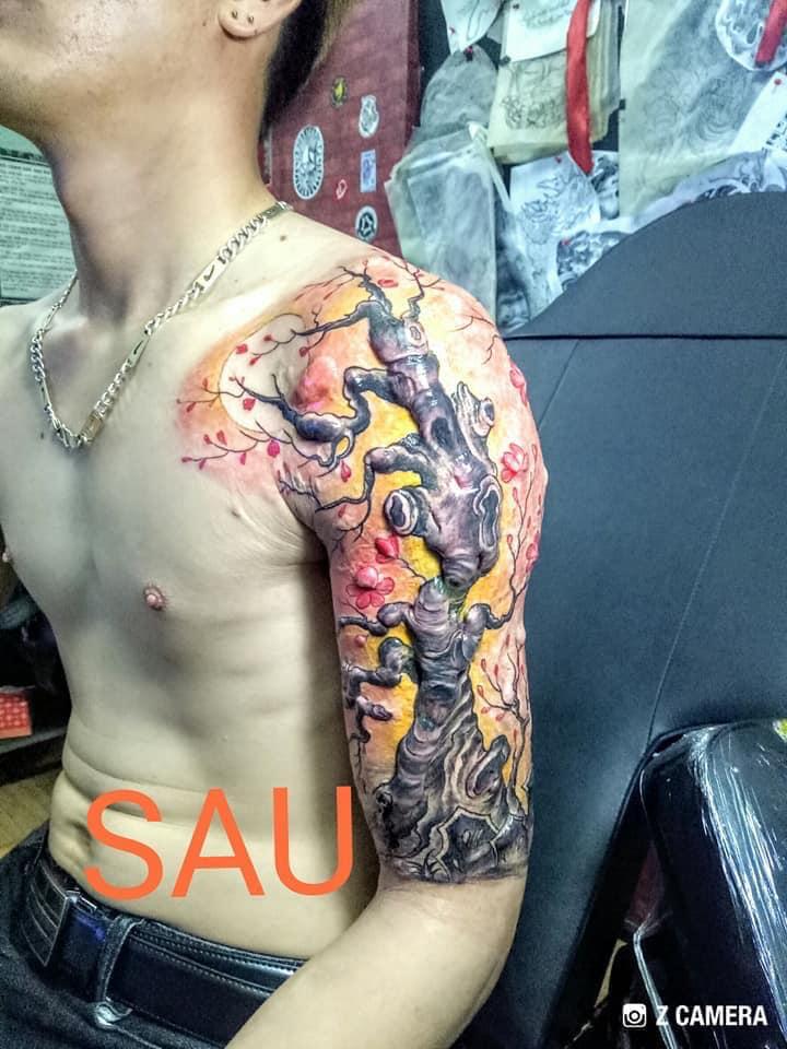 Tattoo Kintaro 77