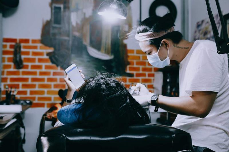 Tattoo Min