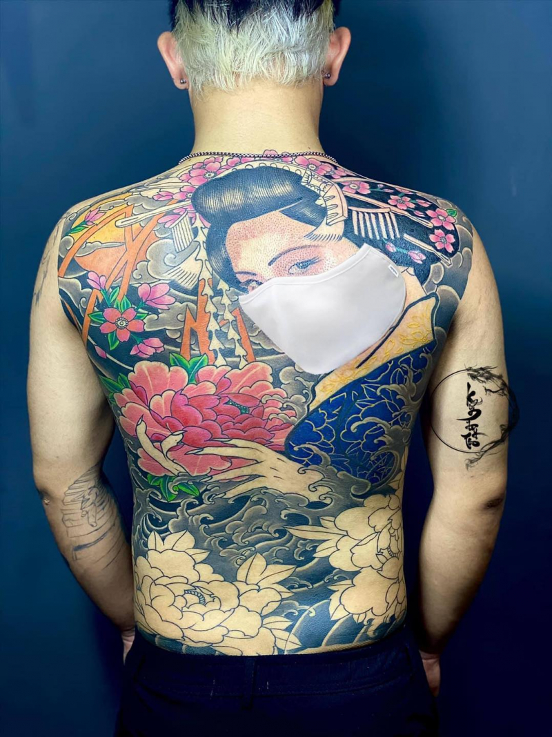 Tattoo Sài Gòn
