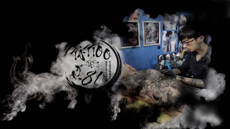 Tattoo TAT'S 81