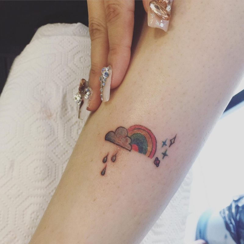 Tattoo Vân Anh