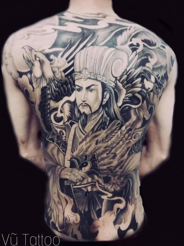 Tattoo Vũ