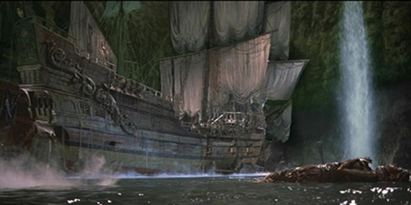 Tàu cướp biển The Inferno - The Goonies