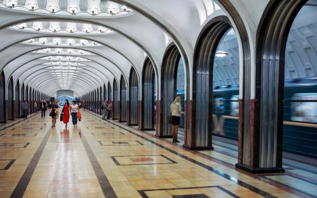 Ga tàu điện ngầm