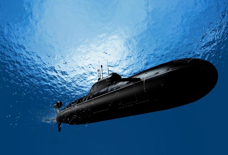 Tàu ngầm không chỉ phục vụ trong quân sự mà còn trong khoa học