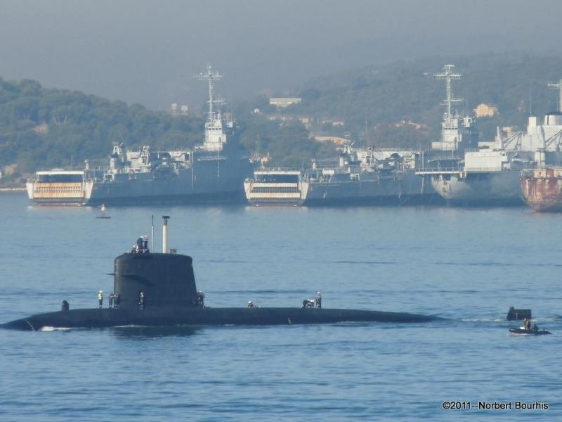 Tàu ngầm lớp Rubis – Pháp