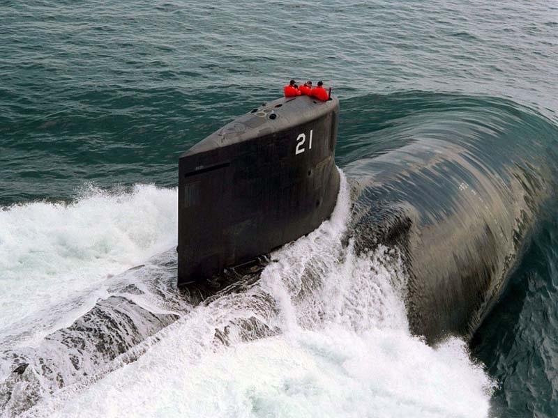 Tàu ngầm lớp Seawolf  – Hoa Kỳ
