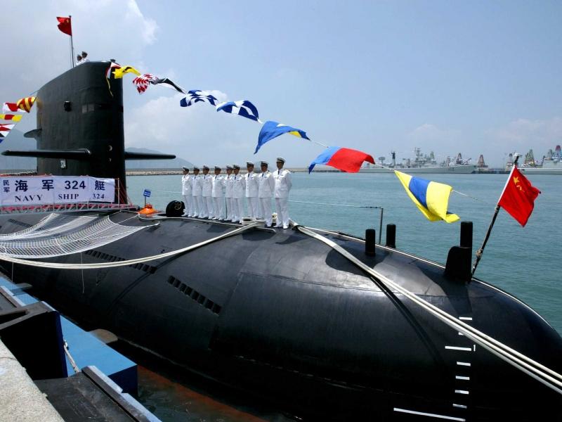 Tàu ngầm 093 Shang – Trung Quốc