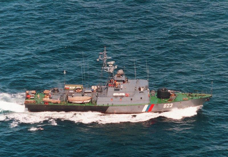 Tàu tuần tra bờ biển Svetljak