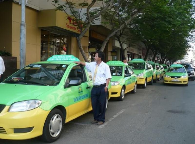 Taxi Hoàng Long