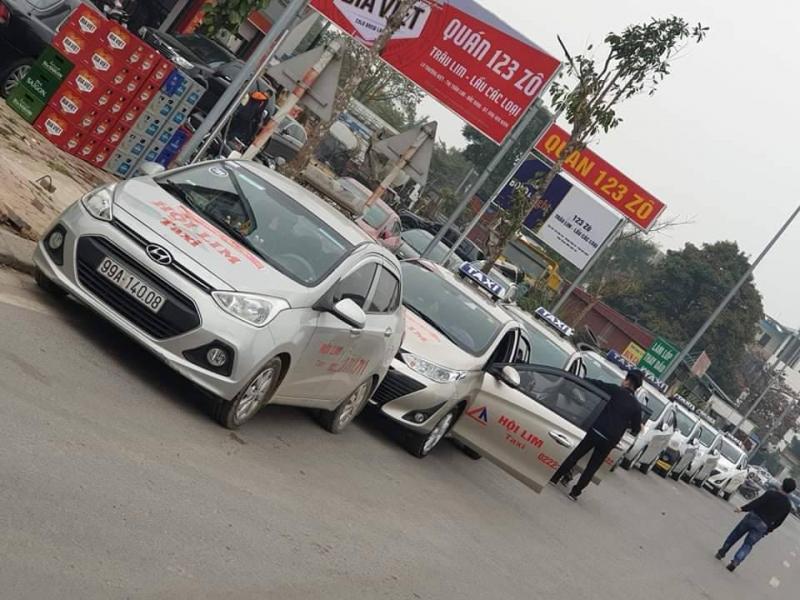 Taxi Hội Lim