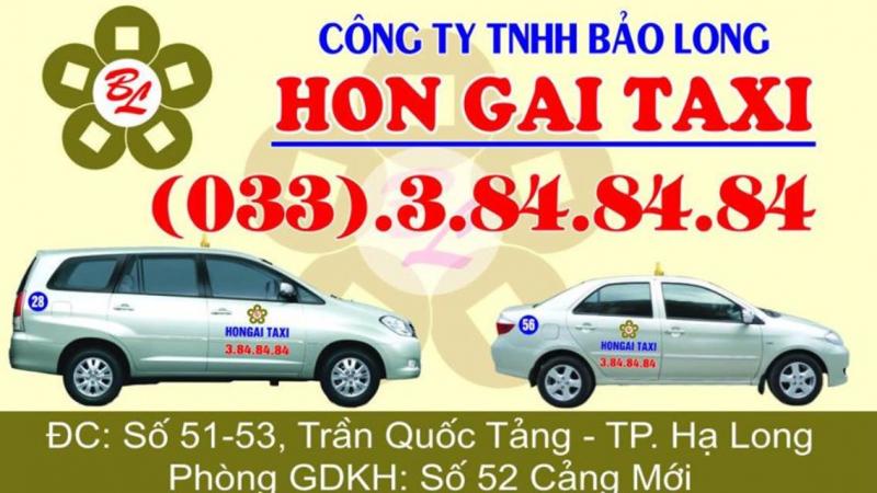 Taxi Hồng Gai