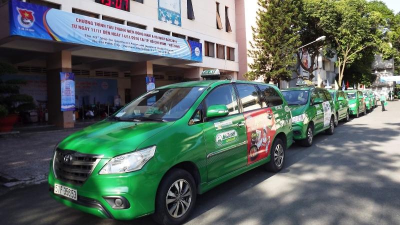 Xe taxi Mai Linh Đà Nẵng