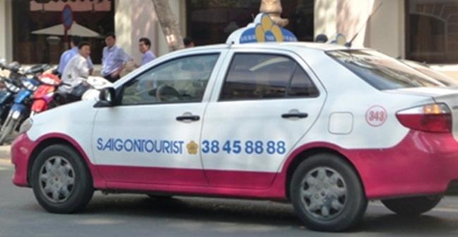 Taxi Saigontourrist