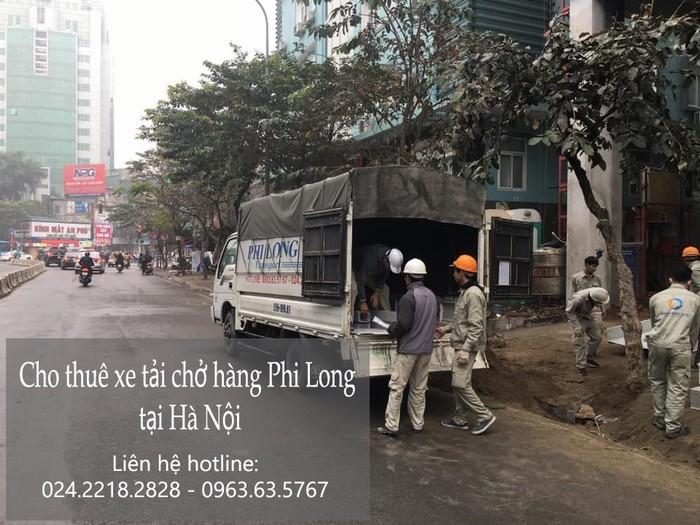 Taxi tải Hà Nội Phi Long