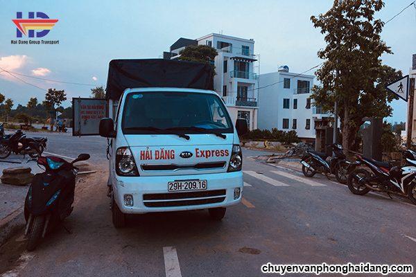 Taxi tải Hải Đăng