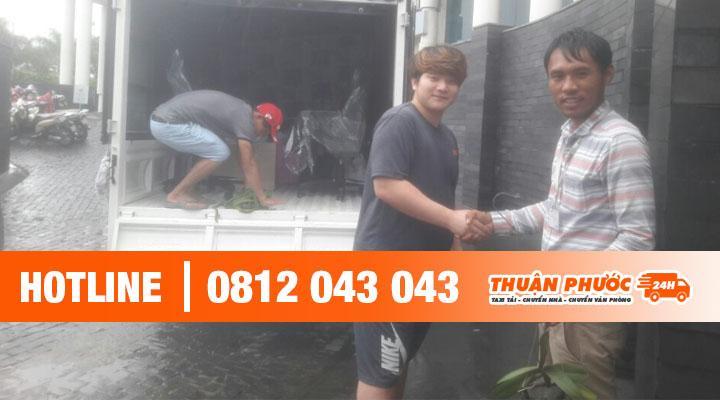 Taxi Tải Thuận Phước