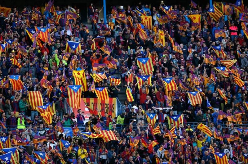Người hâm mộ bóng đá Tây Ban Nha