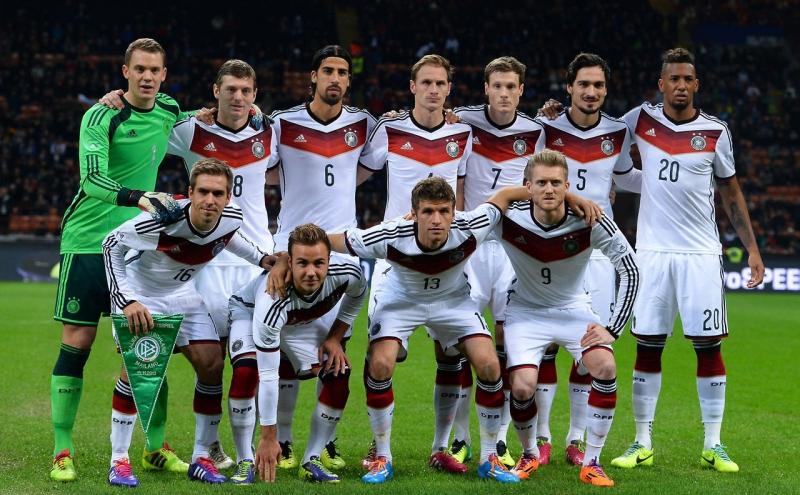 Die Mannschaft với đội hình 424 triệu euro