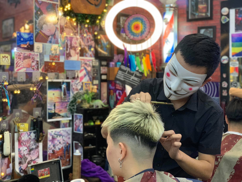 Tây Barber Shop Đà Nẵng