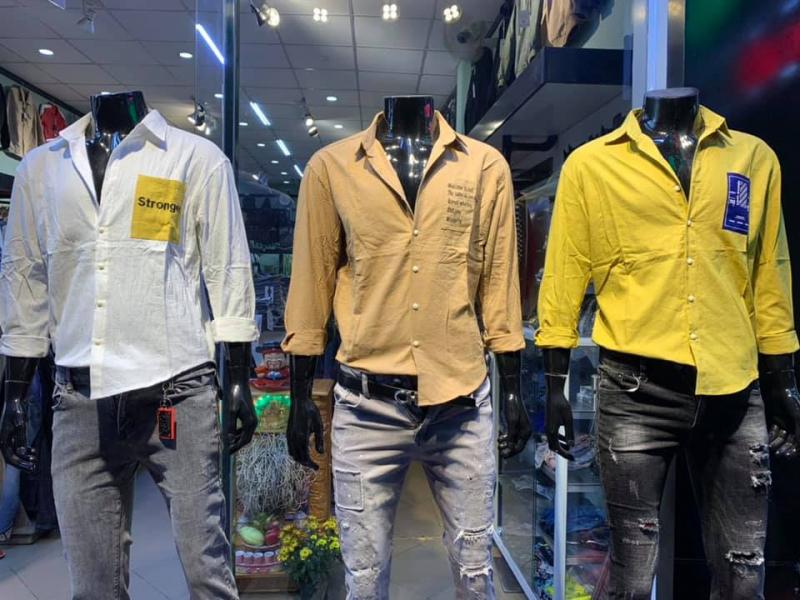 Top 7 Shop/ cửa hàng quần áo nam chất lượng nhất tại Quy Nhơn, Bình Định