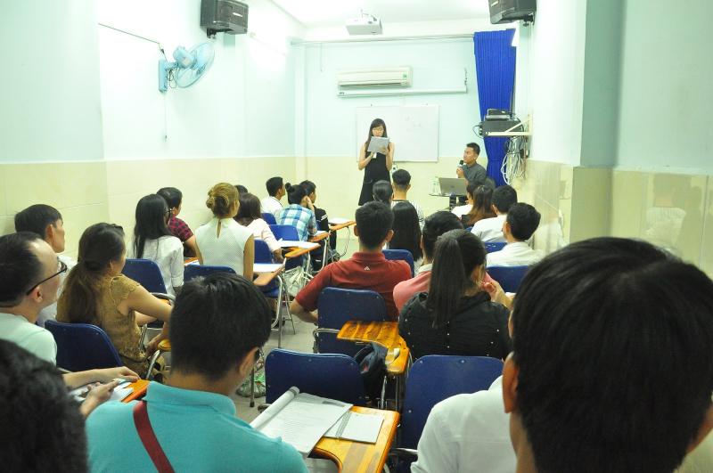 Lớp học diễn viên tại Tây Nguyên Film