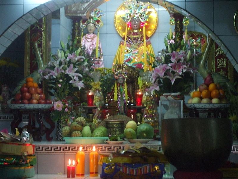 Tượng thờ Bà Đen, di tích văn hóa tâm linh nổi tiếng