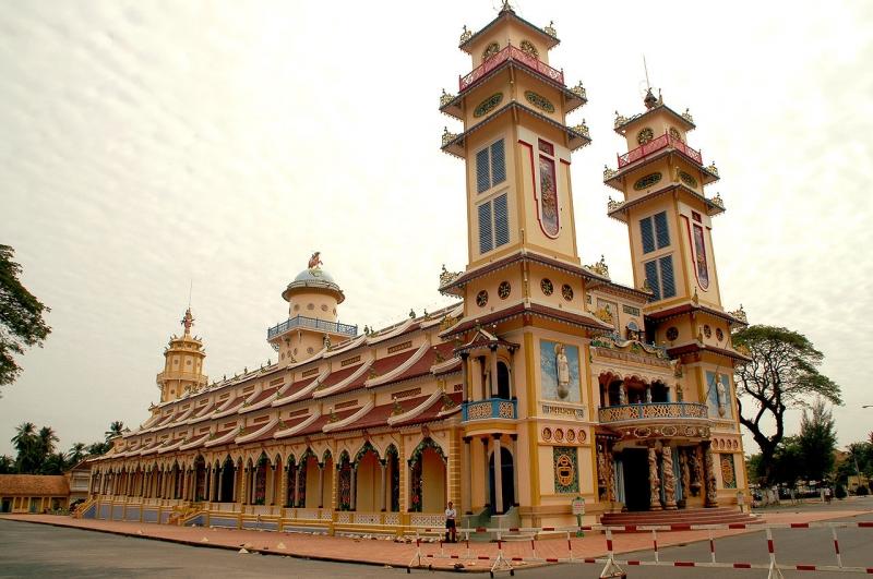 Tòa thánh Tây Ninh, cái nôi của đạo Cao Đài