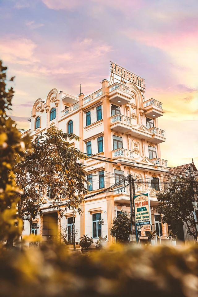 Tây Sơn Hotel Quảng Ngãi