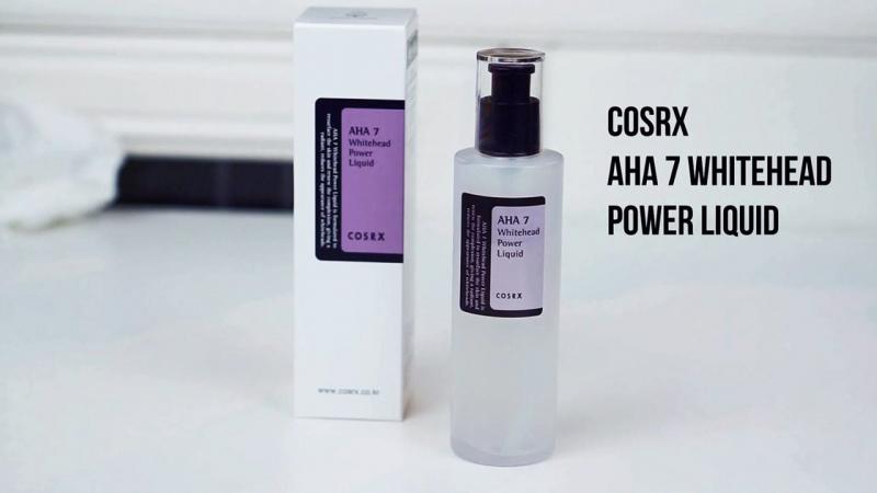 Tẩy tế bào chết Cosrx AHA 7 Whitehead Power Liquid