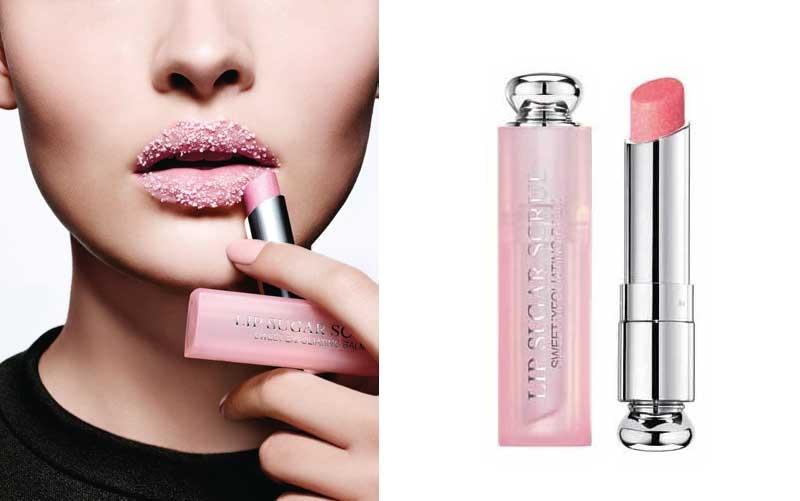 Tẩy Tế Bào Chết Cho Môi Dior Addict Lip Sugar Scrub Sweet Exfoliating Balm