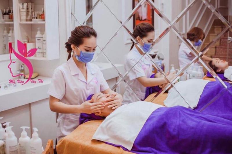 Tây Thi - Thẩm mỹ viện Phun xăm môi, mày, mí - thành phố Bắc Giang