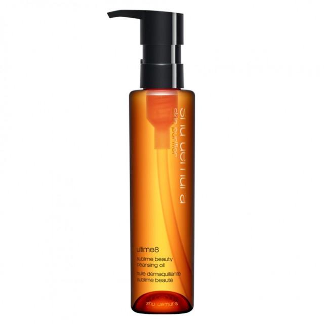 Tẩy trang Shu Uemura Ultime8 Sublime Beauty Cleansing Oil