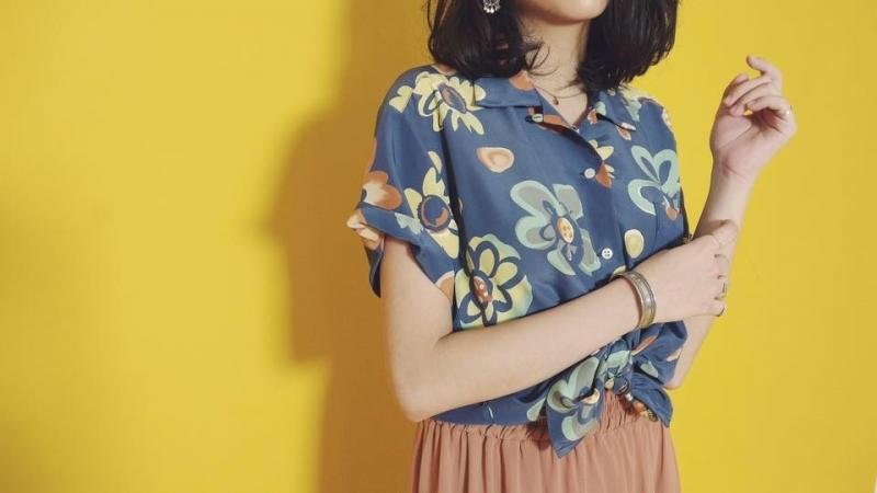 Top 6 shop bán sơ mi họa tiết đẹp nhất ở Hà Nội
