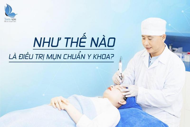 Top 8 Spa trị mụn uy tín nhất Đà Nẵng