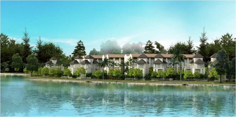 TD Lakeside Villa