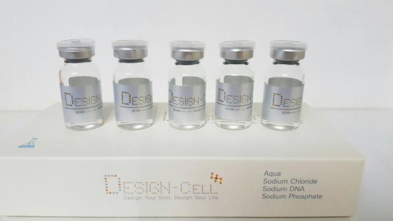 Tế bào gốc đặc trị sẹo rỗ Desing Cell