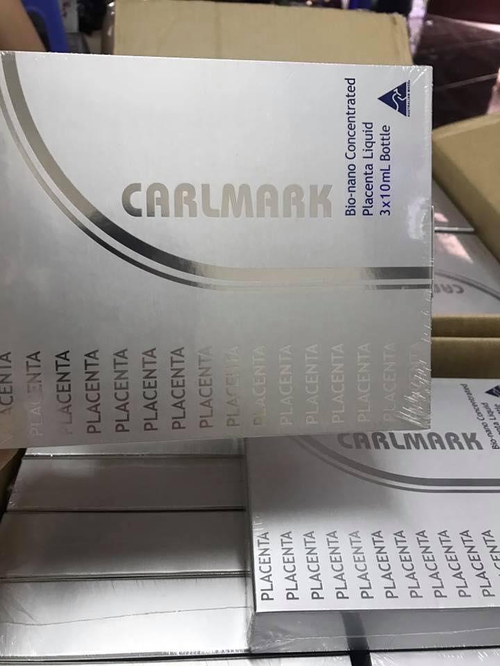 Tế Bào Gốc Nhau Thai Cừu Carlmark Bio Nano Concentrated Placenta Liquid