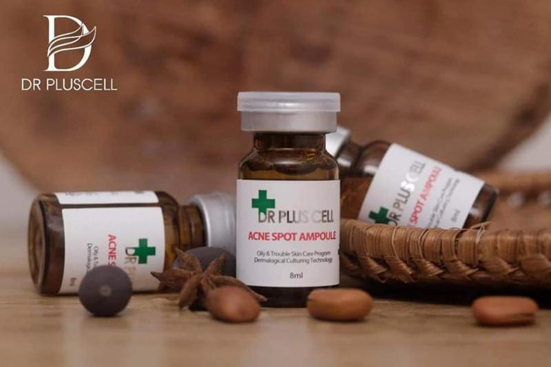 Tế bào gốc trị mụn Dr Pluscell Hàn Quốc