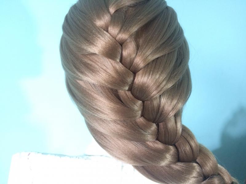 Kiểu tóc tết truyền thống