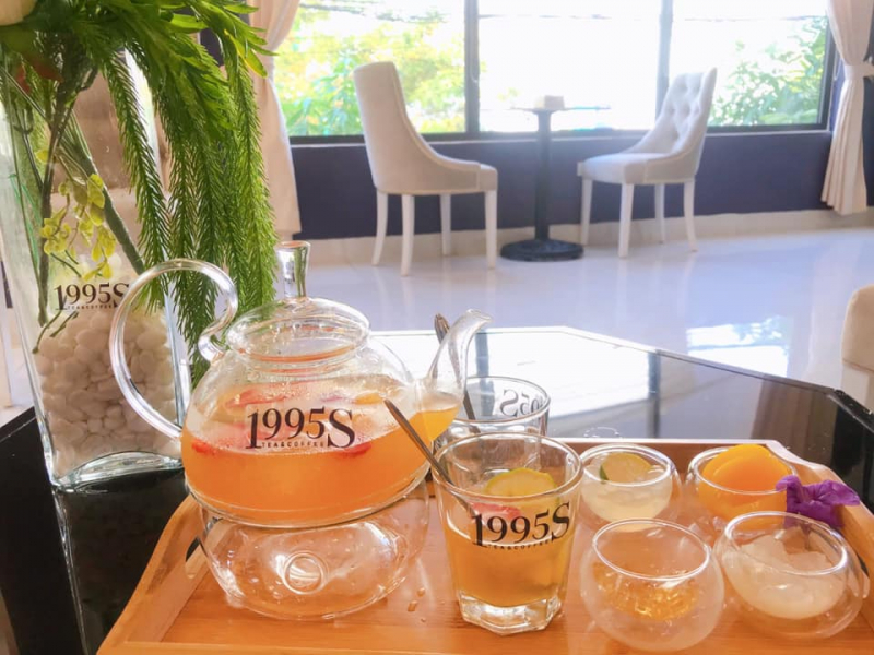 Tea & Coffee 1995s Việt Trì