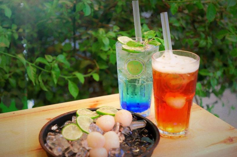 Tea Lắk - Tiệm trà chanh