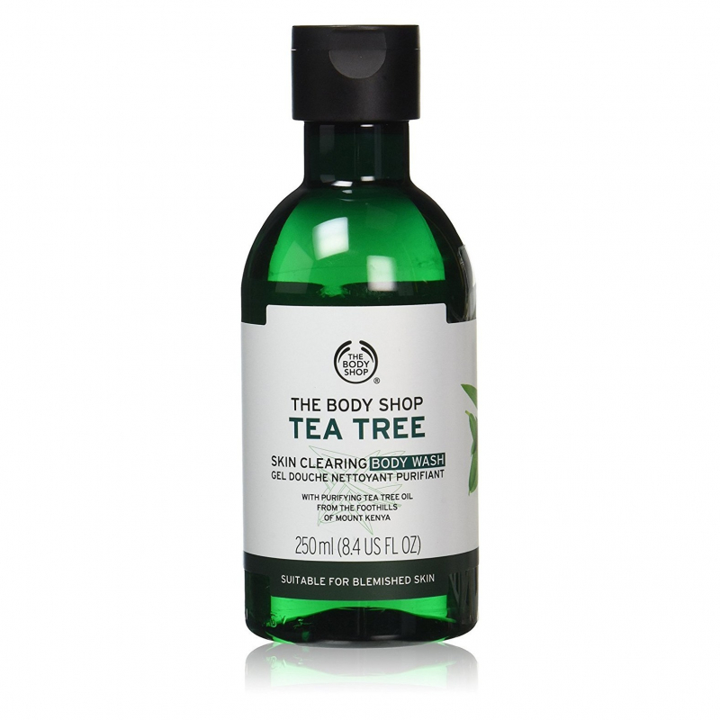 Sữa rửa mặt The Body Shop Tea Tree Facial Wash