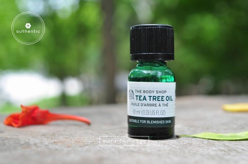 Tea Tree Oil của The body shop