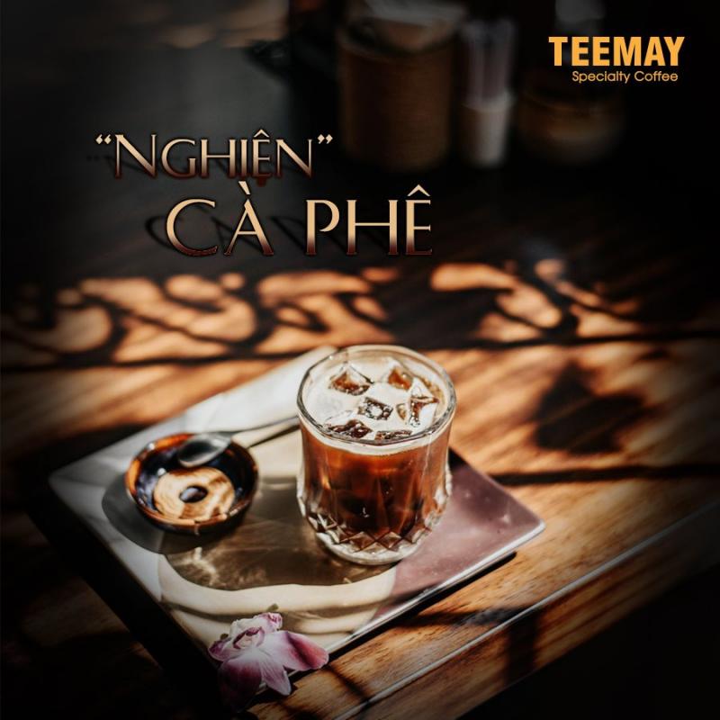 Teemay Coffee - Nguyễn Đình Chiểu